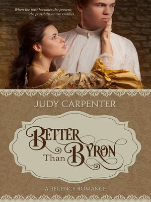 cover image of Better Than Byron