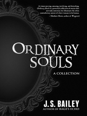 cover image of Ordinary Souls