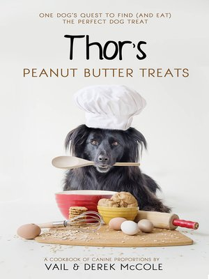 cover image of Thor's Peanut Butter Treats