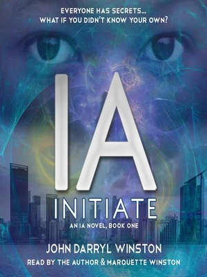 cover image of Initiate