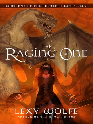 cover image of The Raging One