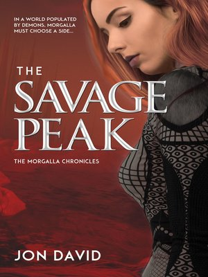 cover image of The Savage Peak