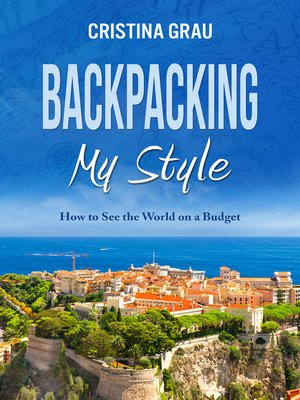 cover image of Backpacking My Style