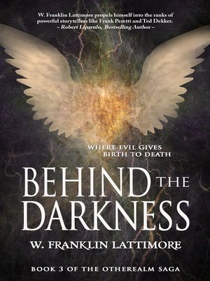 cover image of Behind the Darkness