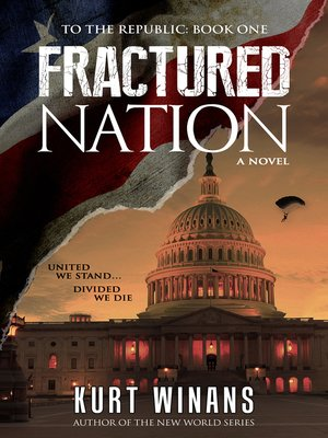 cover image of Fractured Nation