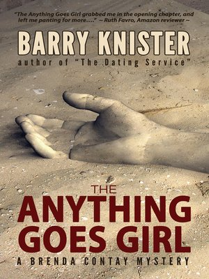 cover image of The Anything Goes Girl