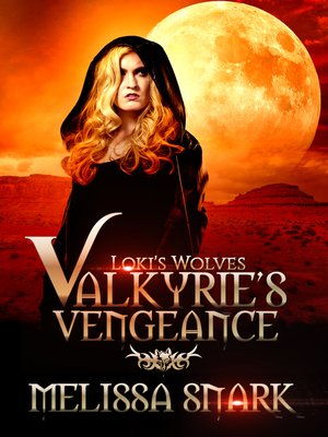 cover image of Valkyrie's Vengeance- Book 1