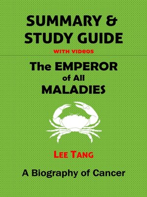 cover image of Summary & Study Guide--The Emperor of All Maladies