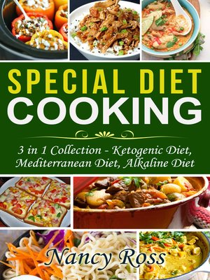 cover image of Special Diet Cooking