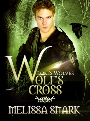 cover image of Wolf's Cross- Book 4