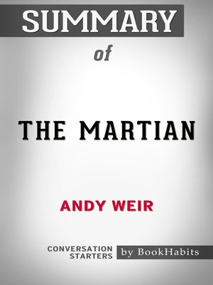 cover image of Summary of the Martian by Andy Weir