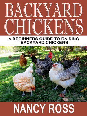 cover image of Backyard Chickens