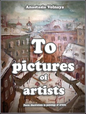 cover image of To pictures of artists