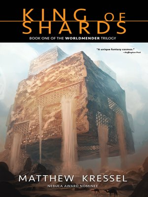 cover image of King of Shards