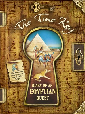 cover image of Diary of an Egyptian Quest