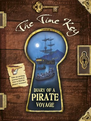 cover image of Diary of a Pirate Voyage