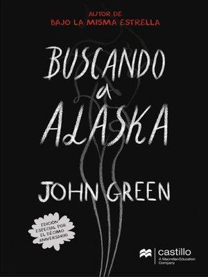cover image of Buscando a Alaska