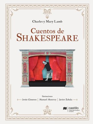 cover image of Cuentos de Shakespeare