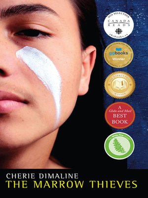 cover image of The Marrow Thieves