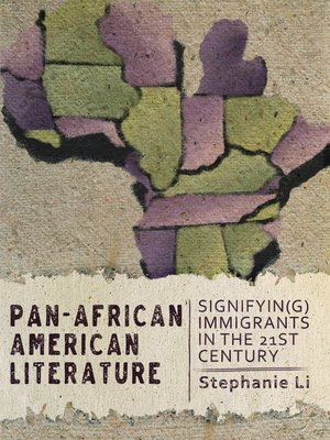 cover image of Pan–African American Literature