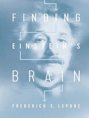 cover image of Finding Einstein's Brain