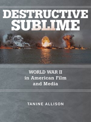 cover image of Destructive Sublime