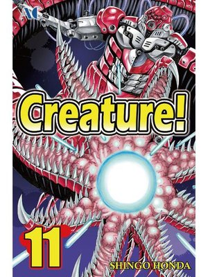 cover image of Creature!, Volume 11