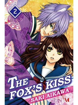 cover image of THE FOX'S KISS