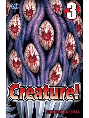 cover image of Creature!, Volume 3
