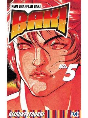 cover image of BAKI, Volume 5