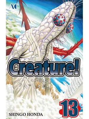 cover image of Creature!, Volume 13