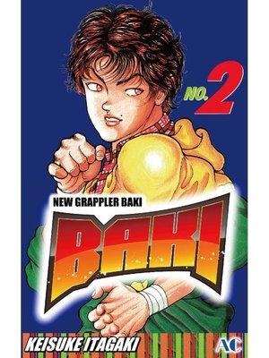 cover image of BAKI, Volume 2