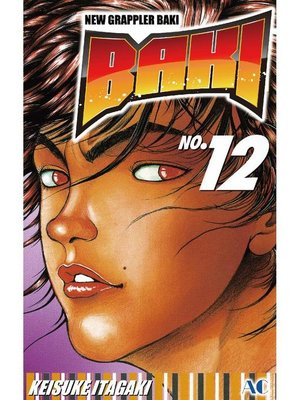 cover image of BAKI, Volume 12