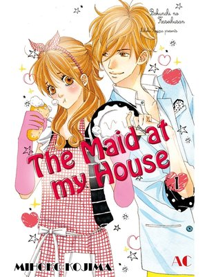 cover image of The Maid at my House