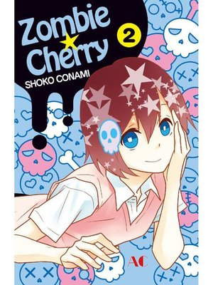 cover image of Zombie Cherry