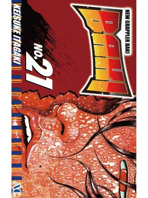 cover image of BAKI, Volume 21