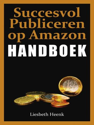 cover image of Handboek succesvol publiceren op Amazon