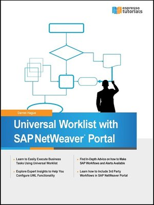cover image of Universal Worklist with SAP NetWeaver Portal