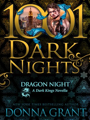 cover image of Dragon Night