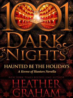 cover image of Haunted Be the Holidays
