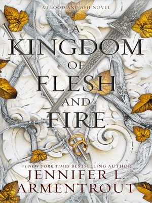 cover image of A Kingdom of Flesh and Fire
