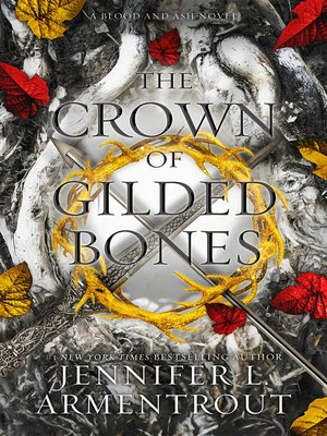 cover image of The Crown of Gilded Bones