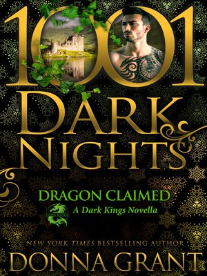 cover image of Dragon Claimed