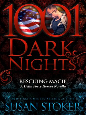 cover image of Rescuing Macie