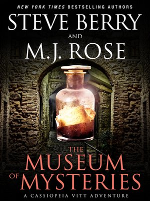 cover image of The Museum of Mysteries