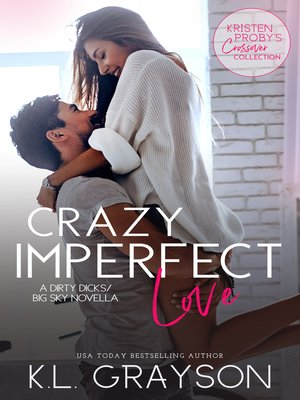 cover image of Crazy Imperfect Love