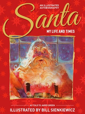 cover image of Santa: My Life and Times