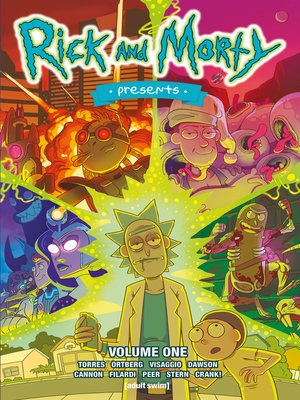 cover image of Rick and Morty Presents (2019), Volume 1