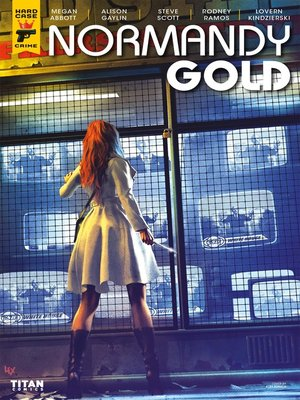 cover image of Normandy Gold, Issue 4
