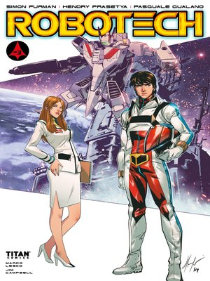 cover image of Robotech (2017), Issue 18